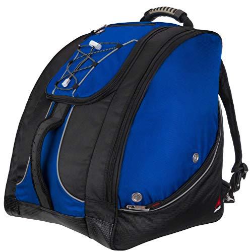 Athalon Everything Ski Boot Bag 2019 - Black Blue