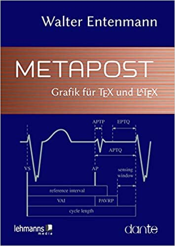 Metapost Grafk Für Tex Und Latex Grafik Für Tex Und Latex Entenmann Walter Bücher