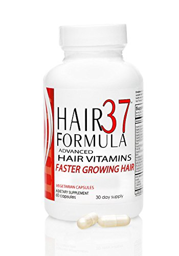 Hair Formula 37 Advanced Supplements product image