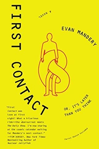 First Contact by Mandery, Evan. (Harper Paperbacks,2010) [Paperback] (First Contact Mandery)