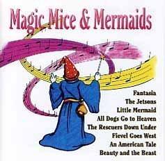 Price comparison product image Magic,  Mice & Mermaids (1993-09-15)