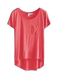 Legou Women's Short Sleeve Modal T-shirts