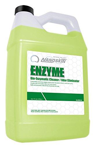 Nanoskin NA-EZM128 Enzyme Bio-Enzymatic Cleaner/Odor Eliminator-1 Gallon, 128. Fluid_Ounces