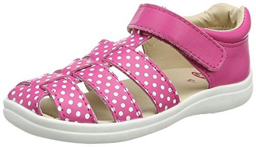 Chipmunks Mädchen Mia T-Bar Pink (Pink)