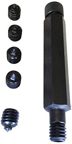 HHIP 3601-0518 28 Piece Transfer Screw Set M6 X 1 M8 X 1.25 M10 X 1.5 M12 X 1.75