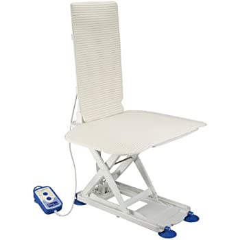Amazon Com Bathmaster Deltis Reclining Bath Lift Health