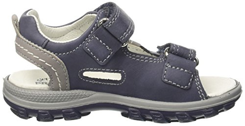 Primigi Jungen Pra 7645 Sandalen Blau (BLU/GRIGIO)