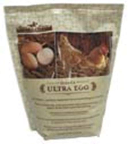 Omega Fields Chicken Supplement for Health and Plumage Egg Production (1 Pouch), 4.5 lb ()