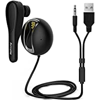 Nulaxy Bluetooth Transmitter with Headphone
