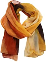niceeshop(TM) Womens Fashion Chinese Ink Style Soft Chiffon Scarf Wrap