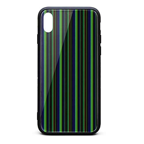 Stripe Black iPhoneXS max iPhone Xs Max iPhoneXSmax Phone Case Cover Slim Printing Clear Anti-Scratch Unique Design Custom Funny -