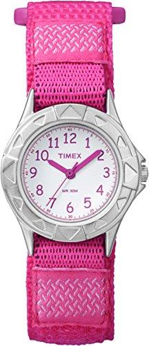 Timex Reloj analógico para Nios de Cuarzo con Correa en Nailon TW7B99900: Amazon.es: Relojes