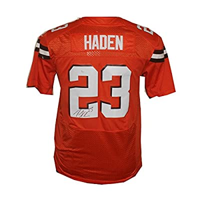 Joe Haden Autographed Cleveland Browns Jersey - JSA Certified Authentic