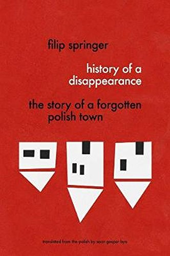 History of a Disappearance: The Story of a Forgotten Polish Town PDF