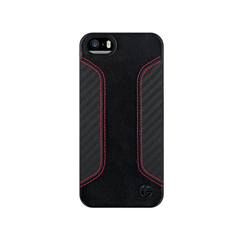 Trexta 18746 Coupe Series Snap-On Leather Case for iPhone...