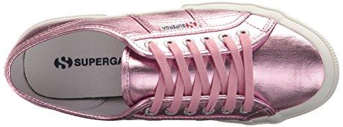 Superga Donna 2750 Cotu Metaloic Sneaker Rosa
