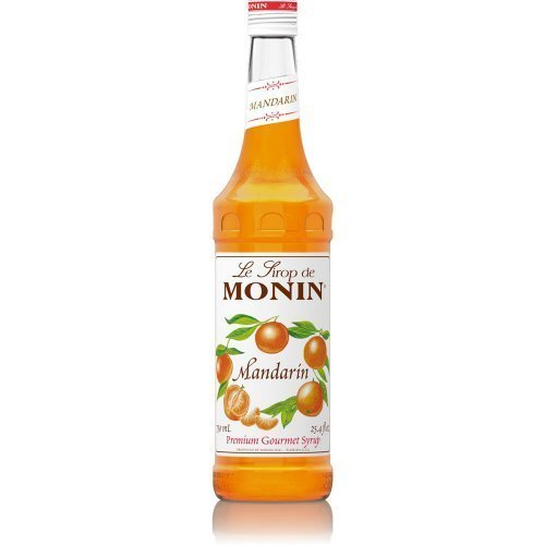 Monin Mandarin Orange Syrup, 750ml by Monin ()