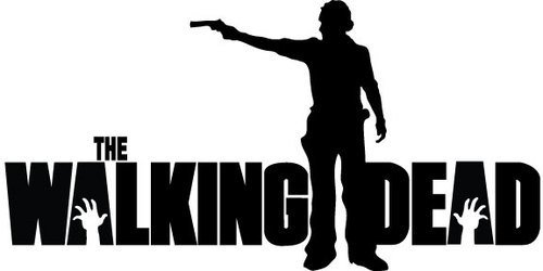 Dead Face Decal Roblox Rick Grimes Gun The Walking Dead Logo Vi Buy Online In China At Desertcart