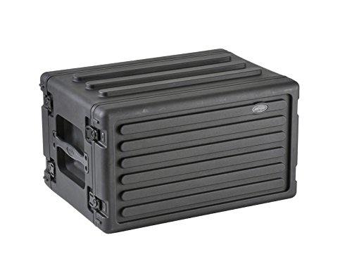 SKB Roto-Molded 6U Shallow Rack ()