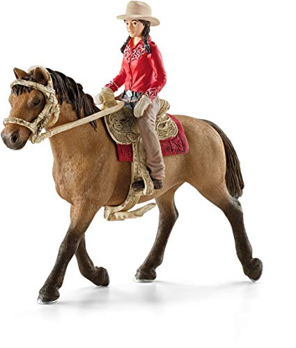 Schleich Western Rider Action Figures, Multicolor