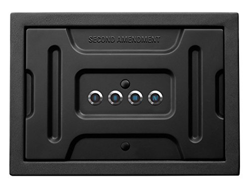 Second Amendment SafeandVaultStore DPV-100 Digital Pistol Vault