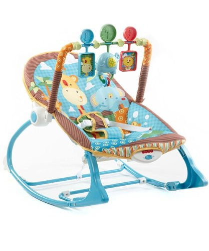Infant to Toddler Rocker - Blue