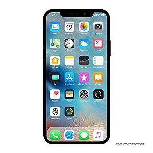 Apple iPhone XR, 64GB, Coral – Fully Unlocked (Renewed)