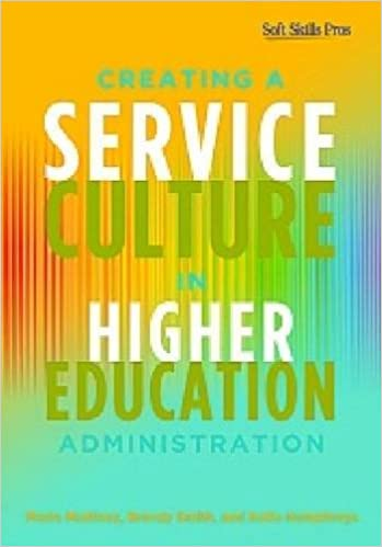 amazon com creating a service culture in higher education