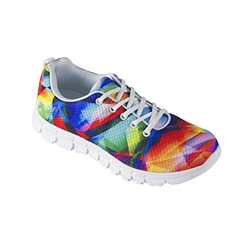 Men Color Shoes Size Women CHAQLIN pattern 45 Bright 35 6 for Running aFn1Z1YRW