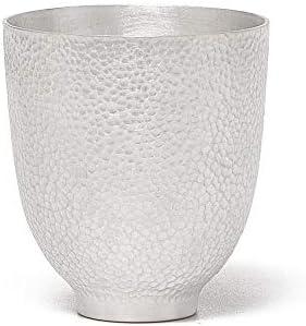 XXSC-ZC Copa de Vino de Plata esterlina, Vino Tinto Whisky Ron cóctel, Taza de té, té Negro, Taza de té de Leche, Vidrio de Agua de Gran Capacidad