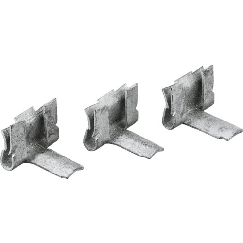 Progress Lighting P8607-01 3 Plaster Frame Clips for Finished Ceilings - Accessory 01 Recessed Lighting