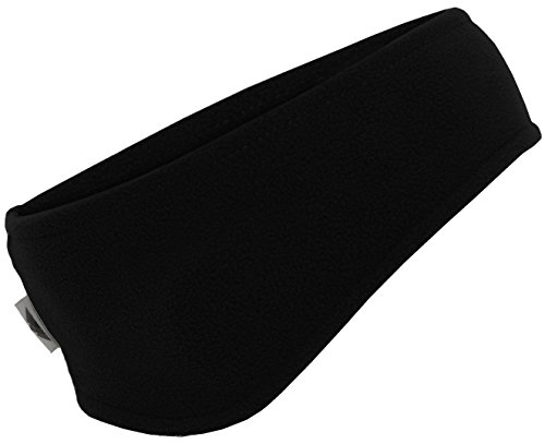 Fleece Ear Warmers Headband / Ear Muffs for Men & Women - Stay Warm & Cozy with our Thermal Polar Fleece & Performance Stretch. Perfect for Sports & Daily Wear