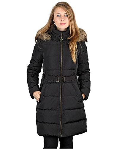 Michael Michael Kors Women's Black Down Puffer Coat XS