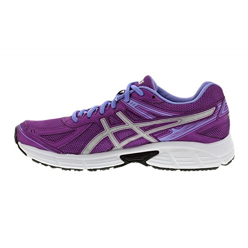 Asics Patriot 7, Women's Running Shoes Purple (Grape/Silver/Lavender 3693)