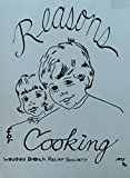 img - for Reasons for Cooking Wausau Branch Relief Society book / textbook / text book
