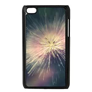 YCHZH Phone case Of Dandelion3 Cover Case For Ipod Touch 4