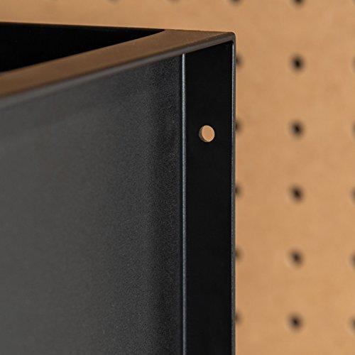 IRIS USA, Inc. DPC-44 44 Drawer Parts and Hardware Cabinet, Black by IRIS USA, Inc. (Image #4)