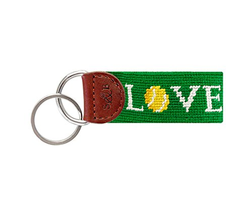 Smathers & Branson Dark Kelly Love All Key Fob by Smathers & Branson (Image #1)