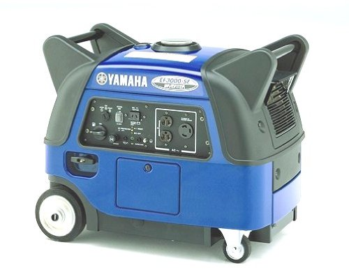 Yamaha EF3000iSE Starting Portable Compliant