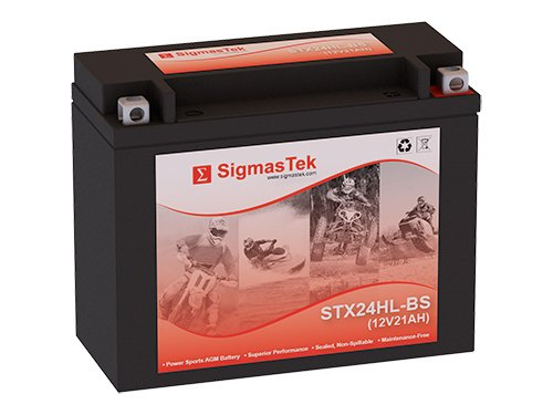 Yamaha VT600 Venture 600, 1999-2006 Snowmobile Replacement Battery by ()
