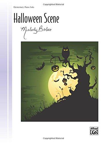Halloween Scene: Sheet (Signature (Halloween Music Sheets For Piano)