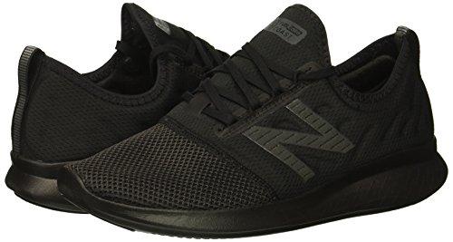 Negro V4 Para Fuel New Balance Core Mujer Zapatillas Running Coast De nqIIvwC