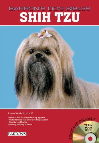 Shih Tzu (Barron's Dog Bibles)