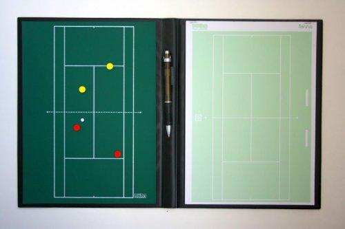 Tennis - Trainer-Taktik-Mappe