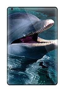 Fashion Tpu Case For Ipad Mini/mini 2- Dolphins Defender Case Cover