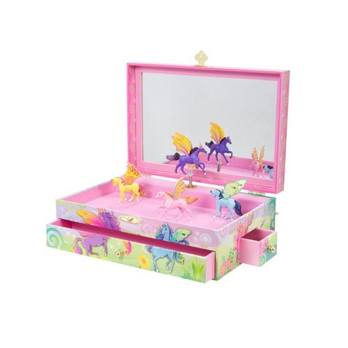 Enchantmints Wind Dancers Jewelry Box