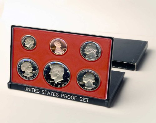 1980 United States Mint Proof Set ()