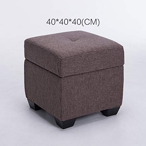 JiaQi Storage ottoman Bench,Cloth Foot stools,Creative Living room Storage...
