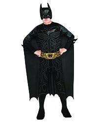 Rubies Costume Batman Dark Knight Rises Child's Batman Costume with Mask and Cape, Small