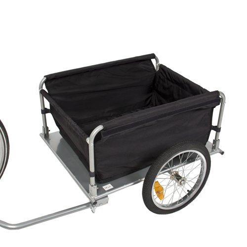Best Choice Products Garden Bike Cargo Luggage Trailer